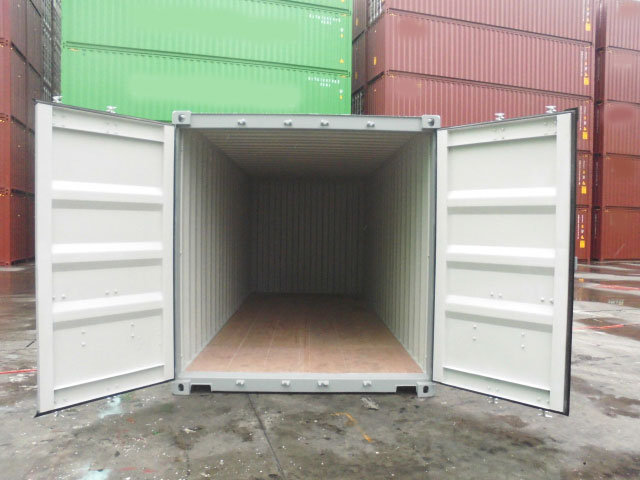 Nigeria customs empty container
